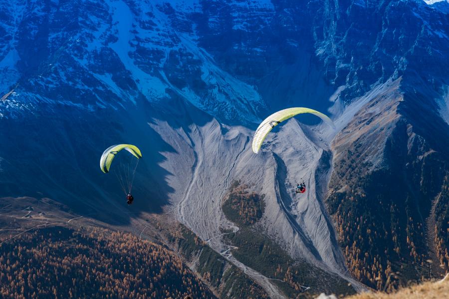 Hike & Fly Naturpark Stilfser Joch